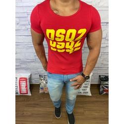 Camiseta Dsquared2 ⭐ - CDS4 - Queiroz Distribuidora Multimarcas