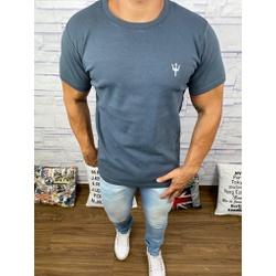 Camiseta Osk - Malhão Cinza⭐ - Shopgrife