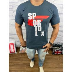 Camiseta Ellus Grafite - Shopgrife