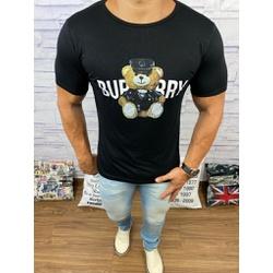 Camiseta Burberry Preto⭐ - BBR33 - DROPA AQUI