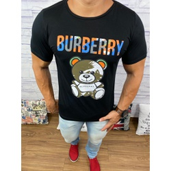 Camiseta Burberry⭐ - BBR37 - DROPA AQUI