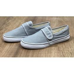 Sapatênis Vans - Slip On - Cinza - Shopgrife