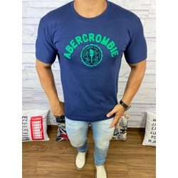 Camiseta Abercrombie Azul Royal - CABR20 - Out in Store