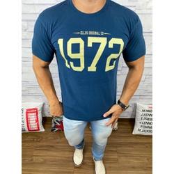 Camiseta Ellus Azul Marinho - Shopgrife