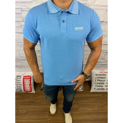Polo HB Azul ⭐ - PHBS12 - Out in Store