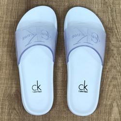 Chinelo Slide Ck Branco - CSCK02 - RP IMPORTS