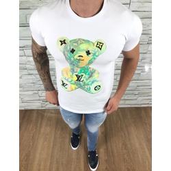 Camiseta Louis Vuitton Branco - CAMLV13 - Out in Store