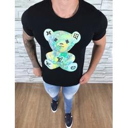 Camiseta Louis Vuitton Preto - CAMLV15 - Out in Store