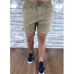 Bermuda Sarja Lct Bege - BSLCT17 - Out in Store