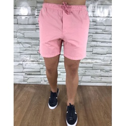 Bermuda Sarja Lct Rosa Bebê - BSLCT14 - Out in Store