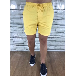 Bermuda Sarja RL Amarelo Ouro - BSRRL17 - Out in Store