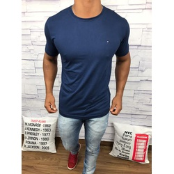 Camiseta TH - Azul Marinho - CTHA038 - Out in Store