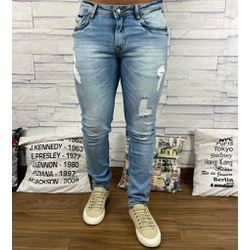 Calça Jeans Dise - CJD28 - Out in Store