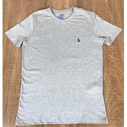 Camiseta RL Cinza Claro - CRL53 - Out in Store