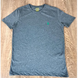 Camiseta RL Cinza Escuro - CRL55 - Out in Store