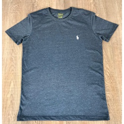 Camiseta RL Cinza Escuro - CRL59 - Out in Store