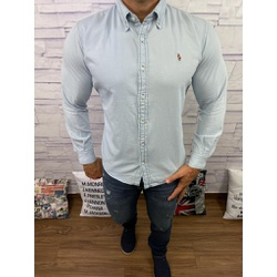 Camisa Social Jeans RL - CRLJN09 - Out in Store