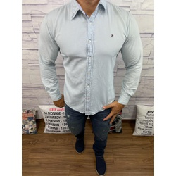 Camisa Social Jeans TH - CTHJN04 - Out in Store