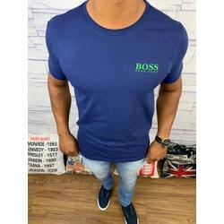Camiseta Hugo Boss - Azul Marinho - CMA91 - Out in Store