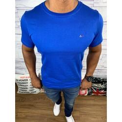 Camiseta Aramis - Azul Bic⭐ - EFD75 - Queiroz Distribuidora Multimarcas