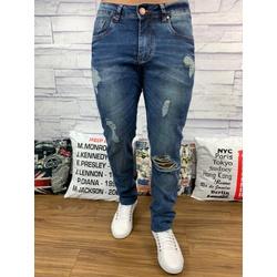 Calça Jeans Calvin Klein - diferenciada⭐ - Shopgrife