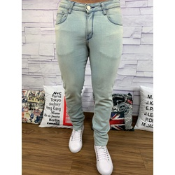 Calça Jeans Calvin Klein ⭐ - EDZ88 - DROPA AQUI