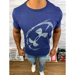 Camiseta Under Armou-se - Azul Marinho - SED558 - DROPA AQUI