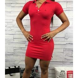 Vestido Calvin Klein - Vermelho - DS78 - RP IMPORTS