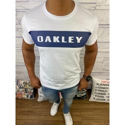 Camiseta Oakley - Branca⭐ - QS3 - DROPA AQUI