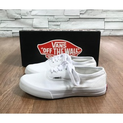 Sapatênis Vans Authentic - Todo Branco - WESD15 - RP IMPORTS