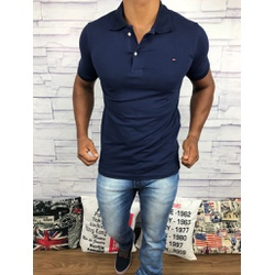 Polo TH Azul Marinho⭐ - PTAM01 - Out in Store