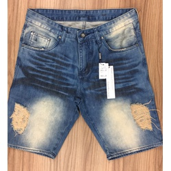 Bermuda Jeans Calvin Klein ⭐ - BNCK15 - RP IMPORTS