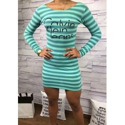 Vestido Calvin Klein - VCK65 - RP IMPORTS