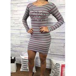 Vestido Calvin Klein - VCK78 - RP IMPORTS