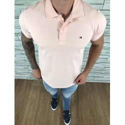Polo TH Rosa claro - PTHR08 - Out in Store