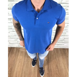 Polo TH Azul Bic - PTHR11 - Out in Store