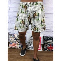 Bermuda Short Gucci - forrada por dentro⭐ - BSHH33... - Queiroz Distribuidora Multimarcas