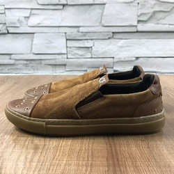 Sapatênis Versace - Slip-On - DRTF74 - Out in Store