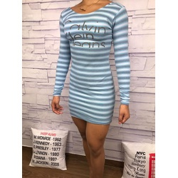 Vestido Calvin Klein - VCK86 - RP IMPORTS