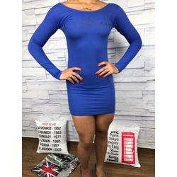 Vestido Calvin Klein - Azul - VCKA55 - RP IMPORTS