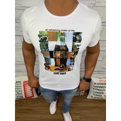 Camiseta Coca Cola - FH78 - BARAOMULTIMARCAS