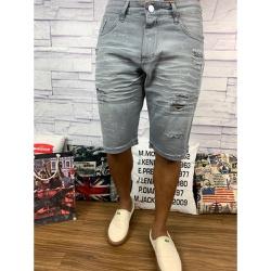 Bermuda Jeans JJ ⭐ - YTHF87 - Queiroz Distribuidora Multimarcas