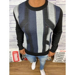 Sueter Tommy Hilfiger - roxo ⭐ - STH19 - RP IMPORTS