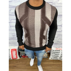 Sueter Tommy Hilfiger - marrom ⭐ - STH03 - RP IMPORTS