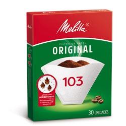 Filtro de Papel Melitta N03 - Melitta N03 - Café Kawá