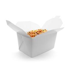 EMBALAGEM BOX ANTIVAZAMENTO 750ML BRANCA- 50 UNIDADES - MIX0007BR - CaixaMix Embalagens