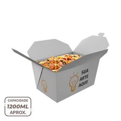 -EMBALAGEM BOX ANTIVAZAMENTO 1200ML PERSONALZADO - 1000 UNIDADES - MIX0006PERS1000 - CaixaMix Embalagens