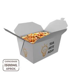 -EMBALAGEM BOX ANTIVAZAMENTO 1500ML PERSONALIZADA - 1000 UNIDADES - MIX0005PERS1000 - CaixaMix Embalagens