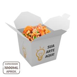 EMBALAGEM BOX ANTIVAZAMENTO YAKISOBA COMIDA JAPONESA 1000ML PERSONALIZADO - 1000 UNIDADES - MIX0081PERS1000 - CaixaMix Embalagens