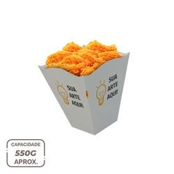 BOX FRANGO FRITO PERSONALIZADO - 1000 UNIDADES - MIX0095PERS1000 - CaixaMix Embalagens